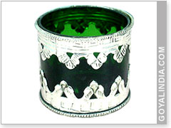 Green Votives