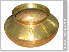 Brass Cooking Pot Aluminum Cooking Pot Brass Cooking Pot