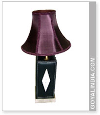 Leather Covering Lamp