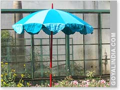 Decorative Garden Umbrella