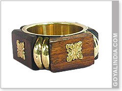 Wood Napkin Ring