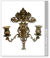 Three Wall Sconce